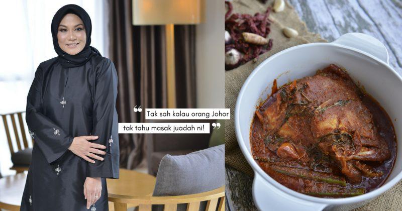 Nak Rasa ASAM PEDAS Johor Yang Marvellous, Cuba Resipi DATIN ILLYKA Ini!