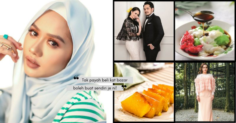 Tiap Kali Ramadan, 3 SELEBRITI CANTIK Ini Mesti Cari Kuih Tradisi Kegemaran! Jom, Cuba Resipi Ni