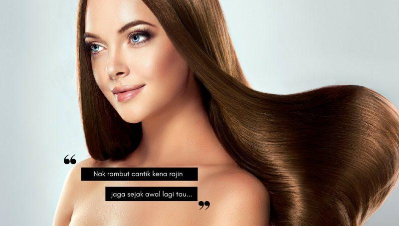 Rambut Sering Dianaktirikan, Wahai Wanita Jangan Abaikan Kecantikan Rambut