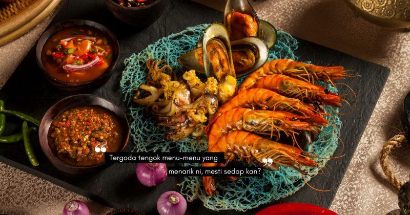 Meleleh Air Liur Tengok Buffet Ramadan Hotel-Hotel Terkemuka Ni!