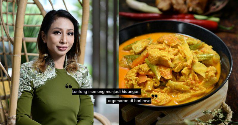 Doktor Cantik Kongsi Resipi Lontong Sayuran Versi Sihat!