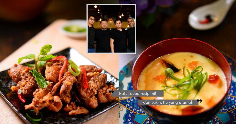 Wow, Sedapnya Hidangan Unik & Menyelerakan di Restoran CRG Ni!