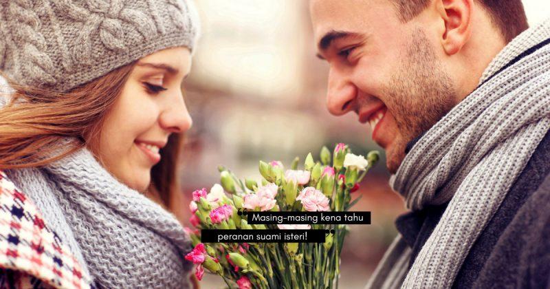 Syurga Isteri Di Bawah Telapak Kaki Suami, Hormati Pasangan Dengan 10 Tip BAHAGIA Ini!