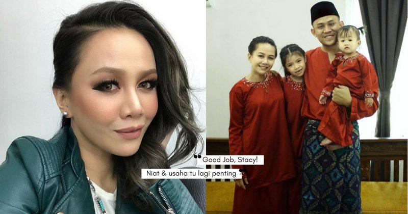 Baju Kurung Singkat & Baju Melayu Tanpa Poket, STACY Kongsi Pengalaman Lucu Pertama Kali Jahit Baju Raya!