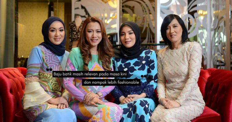 Alahai, Manisnya 4 Beradik Ni Bergaya Unik Di Hari Raya, Nampak Fashionable Tau!