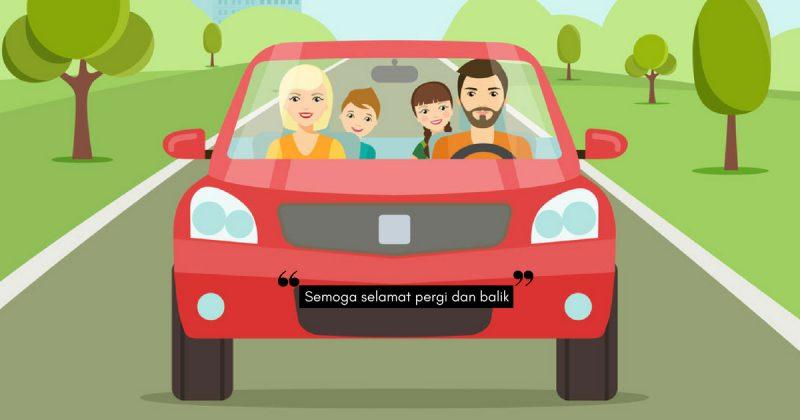 Berhati-Hati Di Jalan Raya, Ingat Orang Yang Tersayang. Baca Tip Ni Untuk PANDU Cermat!