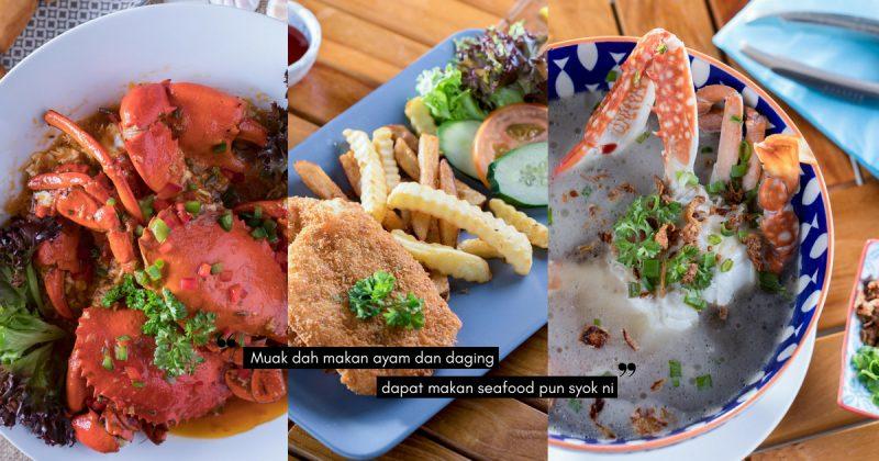 Makanan Seafood Memang Tidak Dapat Ditolak, UNCLE ALI THE FISHMONGER Penuhi Citarasa Anda!