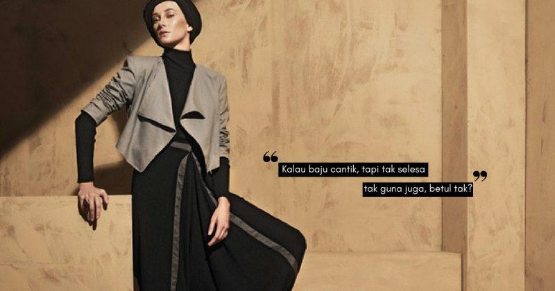 Jangan STRESS Kerana Fesyen! Umi Sanusi Kongsi Tip Sentiasa Tampil Trendy