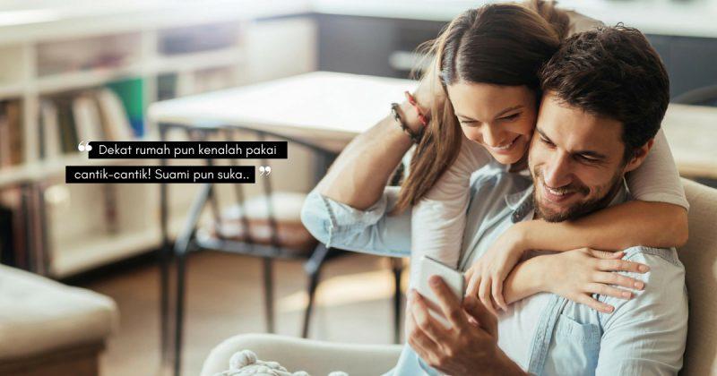 Makin Hari Makin Sayang, 25 PETUA CANTIK MEMIKAT Buat Tatapan Suami!