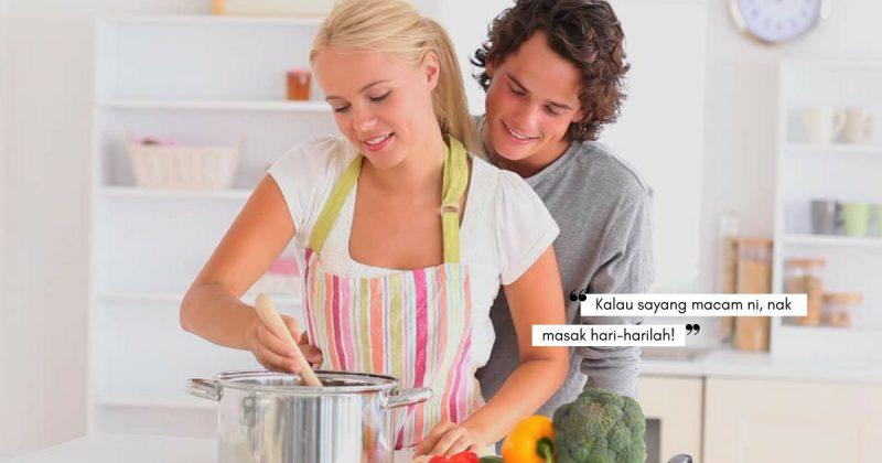 Tambat Hati Suami Melalui MASAKAN, Confirm Si Dia Sayang!