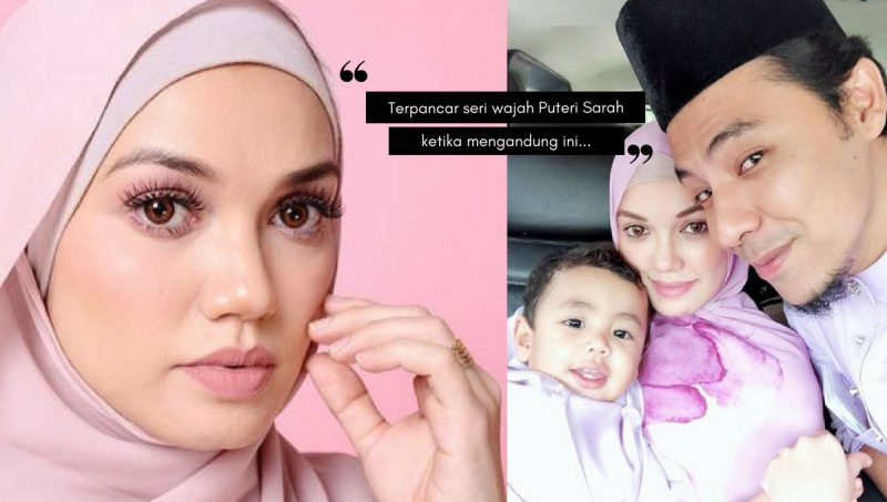 Tahniah! Puteri Sarah & Syamsul Yusof, Hamil Anak Kedua