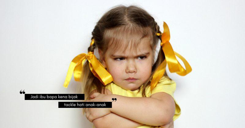 Tak Perlu 'NAIK ANGIN' Kalau Mahu Anak-Anak Dengar Cakap, Cuba Cara Ni Yang Ternyata Cukup Relevan!