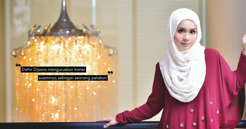 'Maintain' Bahagia Walaupun Dah 15 Tahun Berkahwin, DATIN DIYANA HALIK Bertuah Bersuamikan Dato' Aaron Aziz