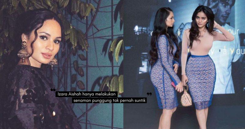"""Kalau Besar Macam Tu Saya Pun Tak Suka, I Don't Suntik!"", IZARA AISHAH Jelas Isu Punggung Besar"