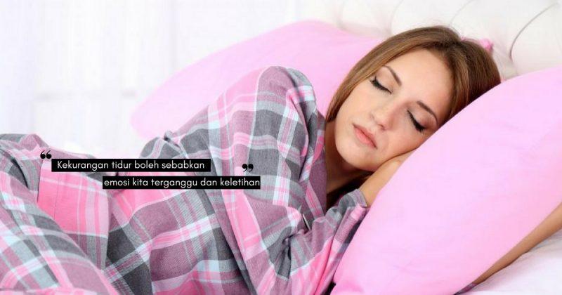 Lakukan 7 Perkara Ini Kalau Susah Sangat Nak Tidur NYENYAK! Barulah Dapat Mimpi Indah