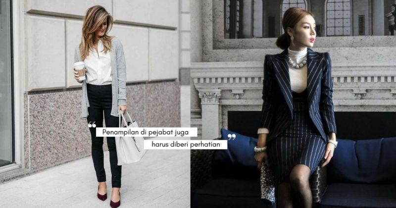 Pakaian Tidak Sesuai Boleh Mencacatkan Penampilan, Ni 7 Kesilapan Besar Fesyen Anda Ketika Berada Di PEJABAT!