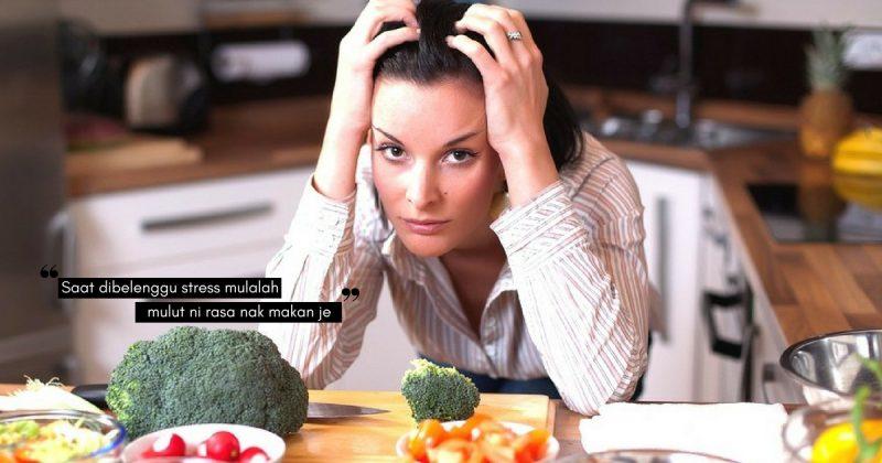 """""""Mulut Ni Rasa Nak Mengunyah Je…""""- Asyik Rasa Nak Makan Bila STRESS, Pilihlah Snek Yang Sesuai!"""