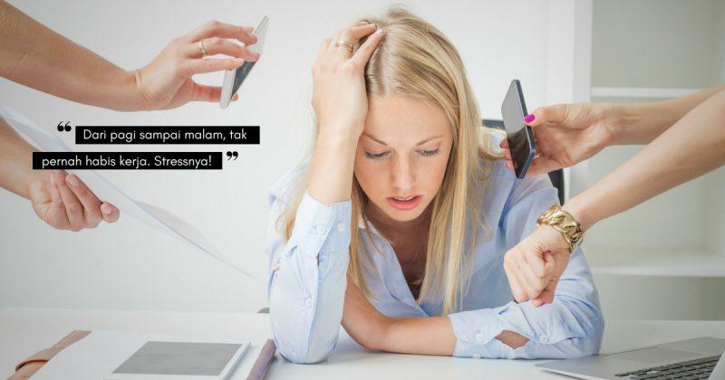Kerja Makin Lama Makin Tak Produktif? Ikut 5 Cara Ini Agar KEMBALI BERSEMANGAT!