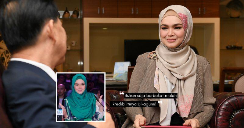 Aura DATO' SRI SITI NURHALIZA Masih Berbisa, Dilantik Ahli Lembaga Pengarah ASWARA!