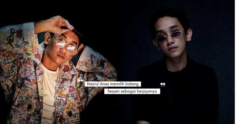 Pemilik Ijazah Sarjana Muda Undang-Undang ke Dunia Fesyen, Kini NAZRUL ANAS Sudah Ada Syarikat Styling Sendiri!