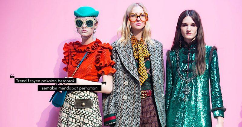 Fesyen PAKAIAN BERCORAK Semakin Digemari, Tapi Kena Pakai Dengan Cara Yang Betul. Ini Tipnya!