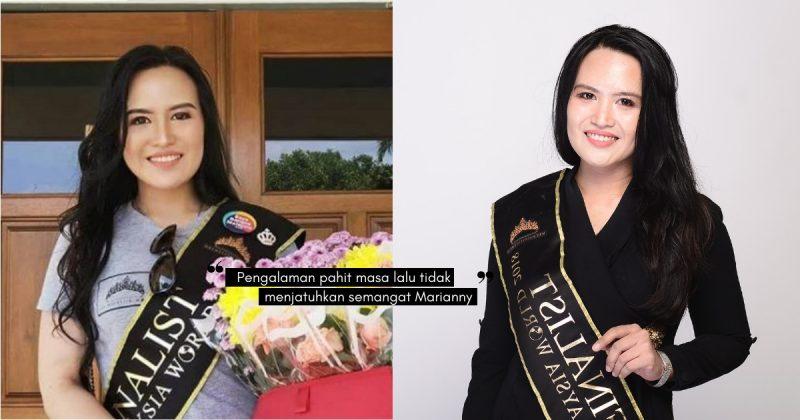 Ibu Tunggal Contoh, MARIANNY ISMAIL Bertanding Untuk Mrs Malaysia World 2018!