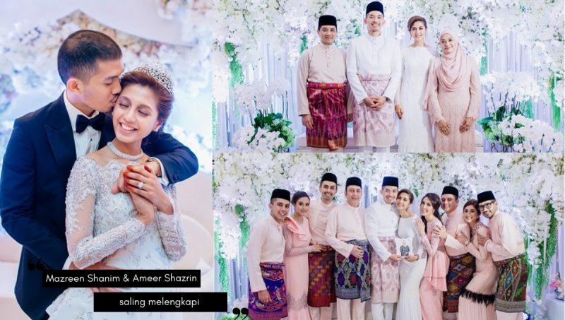 Ikatan Cinta Di Antara Anak YB Dato' Seri Mohamed Azmin Ali Dan Allahyarhamah Datuk Maznah Hamid