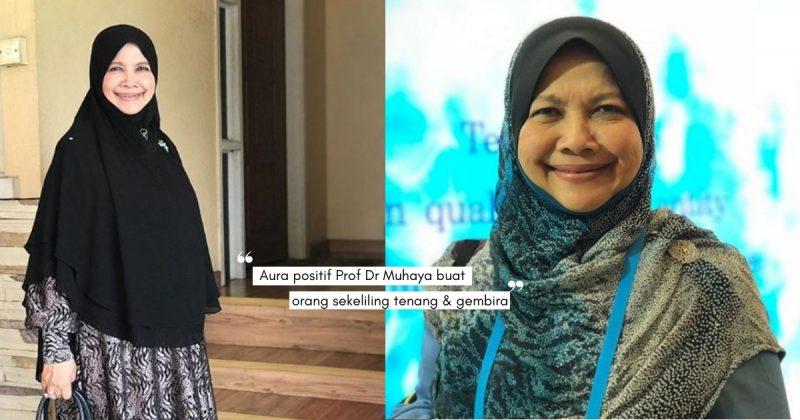 """""""We Are Very Expensive!""""- PROF DR MUHAYA Kongsi Ciri-Ciri Wanita Solehah"""