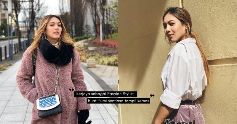 Fesyen Minimalis & Less Is More Jadi Prinsip YUMI MARINA Apabila Bergaya!